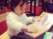 Dạy con - Ngưỡng mộ cách mẹ Việt ở Anh dạy con 2 tuổi đọc sách