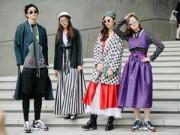 Thời trang - Khám phá xu hướng thời trang nở rộ tại Hàn Quốc
