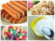 """Làm mẹ - Những đồ ăn """"ngấm ngầm"""" làm tổn hại IQ của trẻ"""