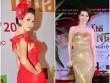 Làng sao - Trương Hải Vân mặc váy 100 triệu hội ngộ Mai Thu Huyền