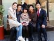 Chae Rim tình tứ Cao Tử Kỳ trước mặt bố mẹ chồng
