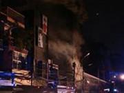 Ngày mới - Cháy 8 căn nhà, 1 người chết ngay trung tâm TP.HCM