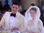 Làng sao - Những phút ấn tượng trong đám cưới Marian Rivera