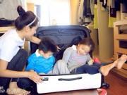 Làm mẹ - Kinh nghiệm cho trẻ sơ sinh đi chơi xa Tết Dương lịch 2015