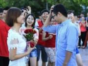 Tình yêu - Giới tính - Những màn tỏ tình ấn tượng của giới trẻ Việt năm 2014
