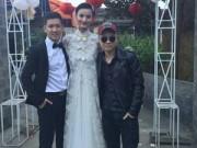 """Làng sao - Đỗ Mạnh Cường về Quảng Bình dự lễ cưới của """"gà cưng"""""""