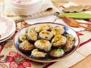 Bếp Eva - Cá nhồi nấm đơn giản, ngon cơm