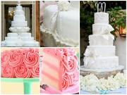Bếp Eva - 10 chiếc bánh cưới đắt nhất Thế giới