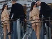 Làng sao - Kendall Jenner khoe đôi chân dài đắt giá