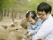 Làm mẹ - Mẹ dạy con bằng cách khám phá thiên nhiên