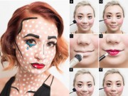 4 cách make-up cực quái cho đêm Halloween chỉ riêng bạn có