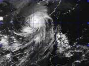 Tin tức - Bão số 4 đã đổ bộ Trung Quốc, miền Bắc mưa lớn
