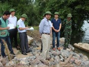 Quảng Ninh cấm biển, 115 du khách kẹt trên đảo Cô Tô
