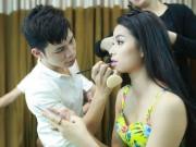 Làm đẹp - Cận cảnh chiếc mũi và cằm gây tranh cãi của HH Phạm Hương