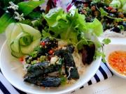 Bếp Eva - Thịt heo nướng lá lốt thơm lừng cả bếp