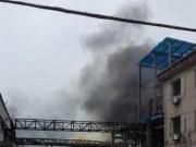 Tin tức - TQ lại nổ nhà máy hóa chất, 7 công nhân bị thương