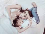 Làng sao - Diệp Bảo Ngọc bất ngờ khoe ảnh cưới với con trai