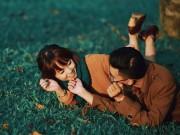 """Eva Yêu - Bộ ảnh cưới """"nắng vàng trên cỏ xanh"""" cặp đôi Hà Thành"""