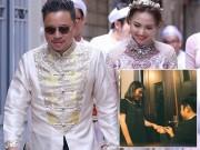 """Vân Trang tiết lộ lễ đính hôn """"kim cương"""" để đáp trả Victor Vũ?"""