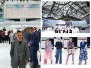 Thời trang - Chuyên gia thời trang Việt nín thở khi xem show Chanel