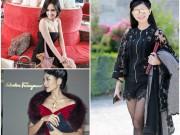 Thời trang - Ồn ào như sao Việt dự tuần lễ thời trang danh tiếng
