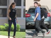 Làng sao - Jennifer Garner - Ben Affleck: người cau có, kẻ mệt mỏi