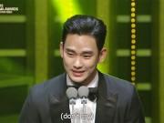 Kim Soo Hyun thắng giải Daesang tại Korea Drama Awards