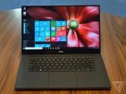 Dell ra mắt laptop XPS 15 với màn hình sát cạnh