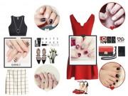Làm đẹp - Chọn mẫu nail hợp với trang phục của bạn