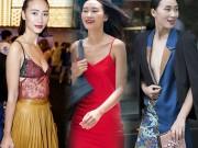 """4 style giúp Huyền Trang nâng giá """"thương hiệu"""" ngực lép"""