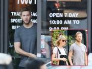 Rộ tin Taylor Swift chia tay vì Calvin Harris lăng nhăng