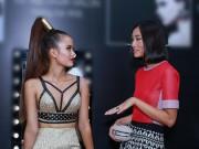 Tin tức thời trang - Cựu quán quân truyền kinh nghiệm cho thí sinh Next Top trước giờ G