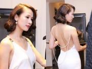 Siêu mẫu Thái Hà tái xuất gợi cảm sau bạo bệnh