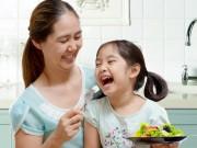 Làm mẹ - Làm sao cho trẻ ăn phô mai đúng cách?