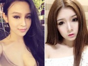 Làm đẹp - Nhan sắc khác lạ của 3 hot girl Việt 'dao kéo' nổi tiếng nhất