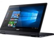 """""""Soi"""" loạt máy tính chạy Windows 10 mới ra mắt của Acer"""