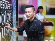 Thời trang - Adrian Anh Tuấn sáng tạo độc đáo với thời trang và cà phê