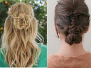 2 kiểu tóc xinh yêu cho bạn gái đón ngày 20-10