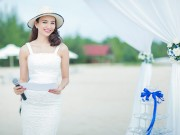 """Làng sao - HH Ngọc Diễm cũng thích thú với """"đám cưới ngôn tình"""""""