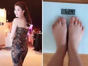 Làm đẹp - Vợ Đăng Khôi giảm 7kg chỉ sau 1 tuần sinh con
