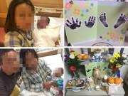 Bà bầu - Nghẹn lòng câu chuyện của mẹ mất con sau 3 giờ sinh