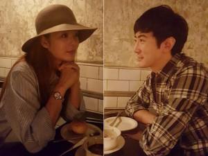 Chae Rim kỷ niệm một năm kết hôn cùng Cao Tử Kỳ