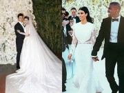 Làng sao - Đám cưới Angela Baby là đám cưới Kim Kardashian bản Trung