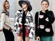 Thời trang - Những cô gái Hàn sành điệu khiến bạn phải ồ lên thích thú