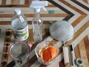 Nhà đẹp - Nước tẩy dầu mỡ từ vỏ cam chanh