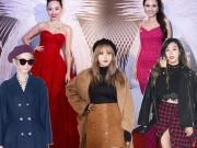 Thời trang - Sao Hàn khác xa sao Việt khi đi xem thời trang