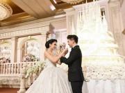 Làng sao - Ngắm đám cưới cổ tích của nữ diễn viên Indonesia