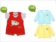 Tin tức cho mẹ - Mách mẹ chiêu sắm quần áo tiết kiệm cho bé