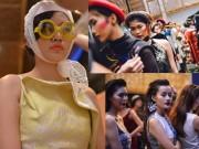 Học cách làm đẹp thời thượng từ Tuần thời trang Việt Nam