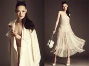 Thời trang - Chân dài Thanh Thảo đẹp xuất thần trước ống kính